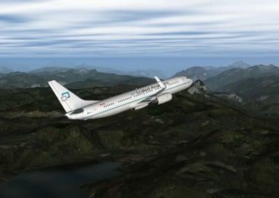 Flight Animation